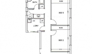 Lot 87 Naomi Floor plan