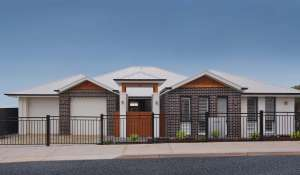 Rossdale Homes Calais front elevation