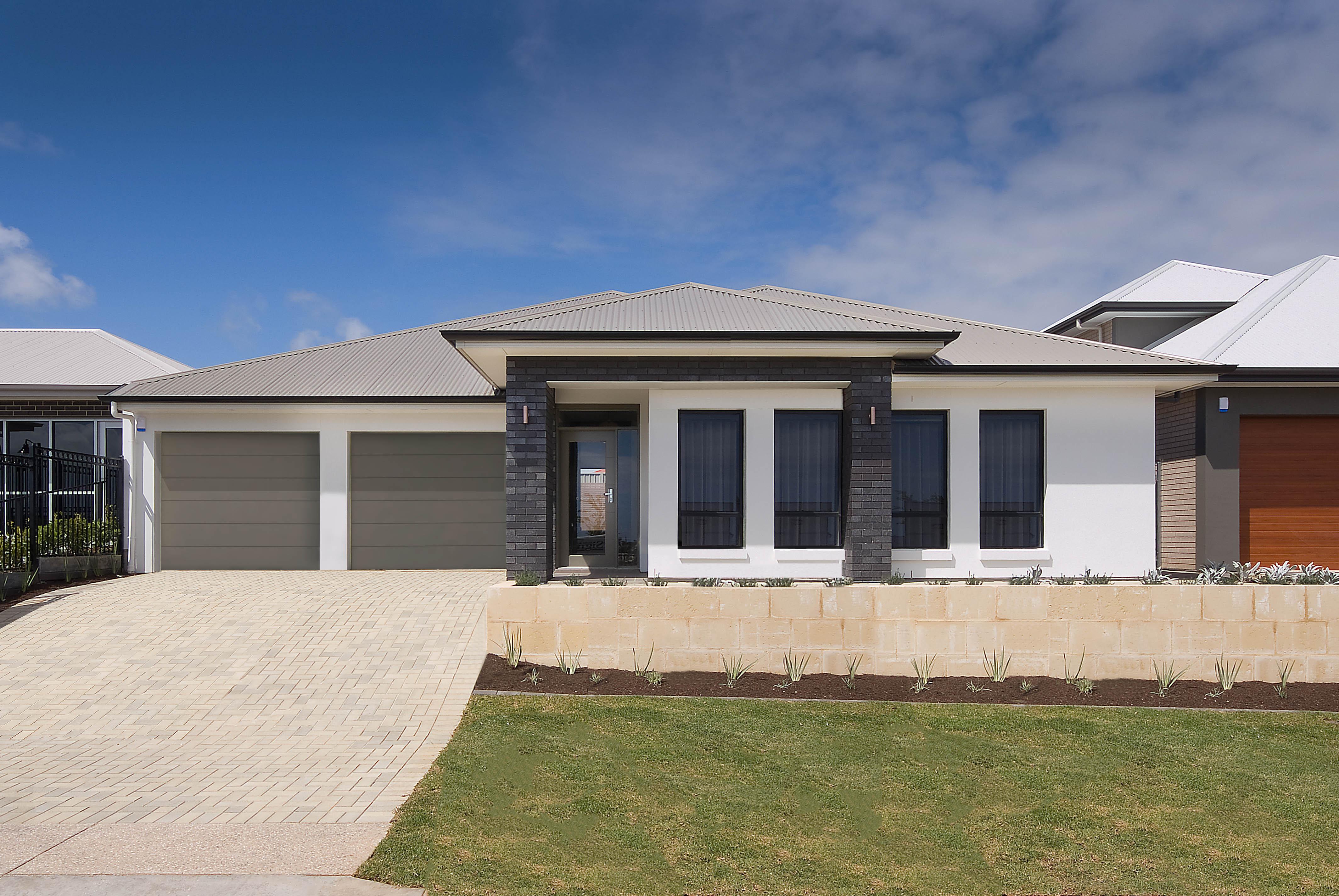 Garage homes australia house plan 2017 for Beach house designs adelaide