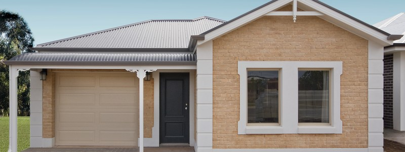 Ashbourne front elevation bullnose verandah custom
