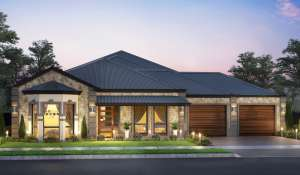 Lot 12 Dunnfield Front Elevation