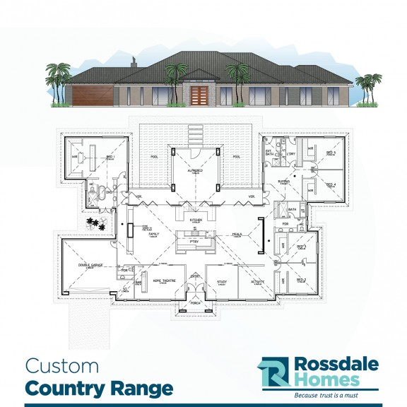 Woodchester Custom Country Range Handouts web